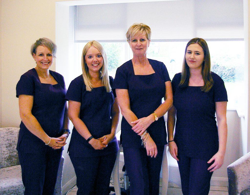 Salon Team